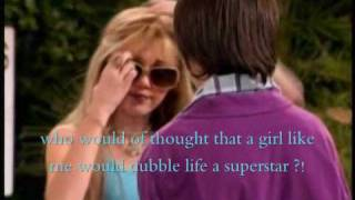 Hannah Montana - Best Of Both Worlds - Theme Song Lyrics