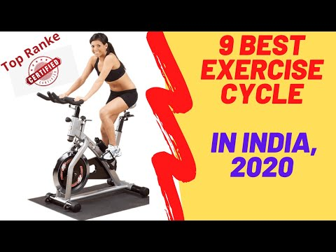 Best Exercise Cycle in India Top 9 Best Exercise Cycle for Home Use in India 2020
