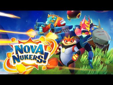 Nova Nukers ist chaotischer Quatsch