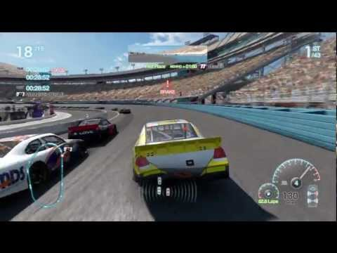 Phoenix Race 2 Gameplay Career Mode Nascar The Game Inside Line