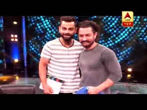 Download Youtube: Virat Kohli, Aamir Khan to be in a chat show on Diwali