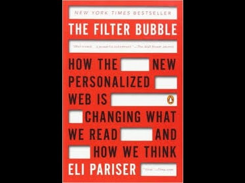 Online Behavioural Profiling and the Filter Bubble
