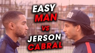 PANNA KING VS. JERSON CABRAL - Easy Man goes PRO!