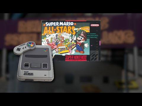 Gameplay : Super Mario All Stars [SNES]