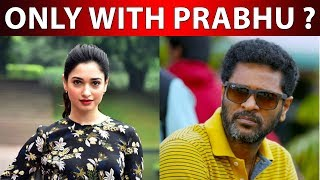 Continuous Tamannaah  Prabhu Deva movies