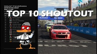 MY TOP 10 SHOOTOUT RUN - GRID AUTOSPORT