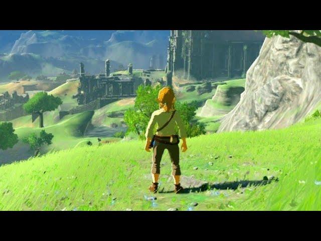 CEMU: The Legend of Zelda: Breath of the Wild Gameplay - RX 580 8GB / i5 2500k 3.3Ghz / 8GB