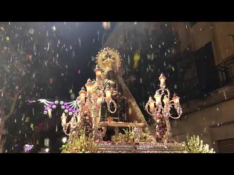 Jáudenes desborda de emoción para honrar a la Virgen de África en su 600 aniversario