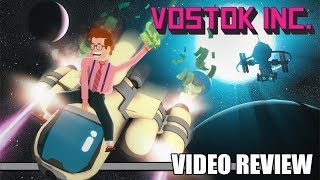 Review: Vostok Inc. (Switch) - Defunct Games