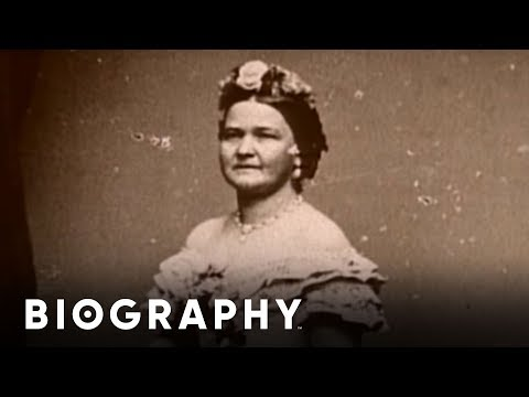 Mary Todd Lincoln: The White House   Biography