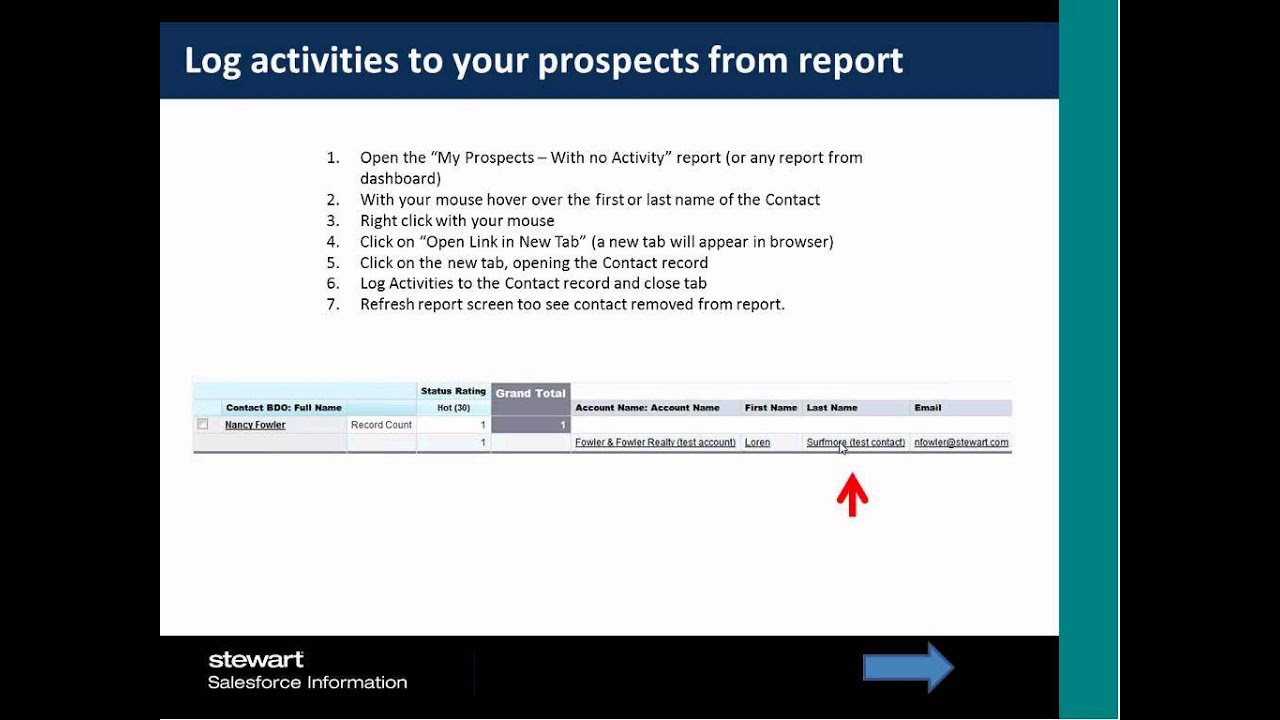 Logging & Tracking Activities in Salesforce