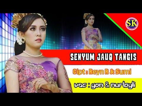 Bikin baper,lagu sasak terbaru karya Reyn R & Sumi,SENYUM JAUQ TANGIS ( AUDIO TRACK )