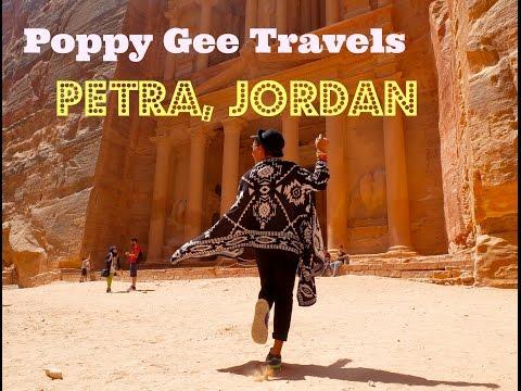 Poppy Gee Travels | Petra, Jordan