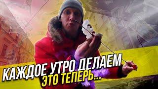 #3 ПЕРЕГОН Питер - Москва // После покупки машины СРАЗУ делаем ЭТО...