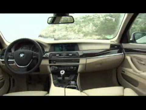 BMW 5 Series Touring 520d 2011