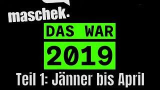 Maschek LIVE: Das war 2019 – Teil 1: Jänner bis April