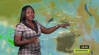 Weather Forecast for Wednesday 14 11 2018