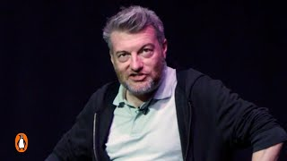 Charlie Brooker on Black Mirror & the Jon Hamm Story