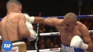 Juan Manuel Lopez Vs Orlando Salido 1 | Hispanic Heritage Month Free Fight
