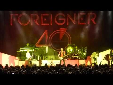 Foreigner - Hot Blooded - Rostock