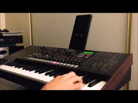 Armenian Keyboard Solo 2