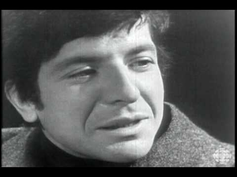 Leonard Cohen talks about the poetic mind, 1966: CBC Archives | CBC