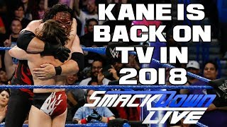 WWE Smackdown Live 6/26/18 Full Show Review & Results: TEAM HE…