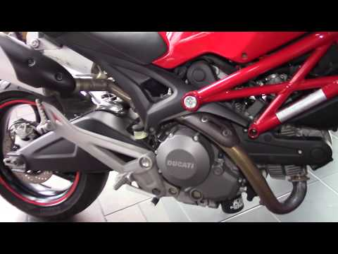 2013 Ducati Monster 696 - Used Motorcycle For Sale - Medina, OH