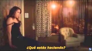 Stefan and Elena Motel Scene - The Vampire Diaries 5*17