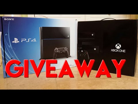ps4 sweepstakes ps4 xbox one giveaway january 2015 youtube 7374