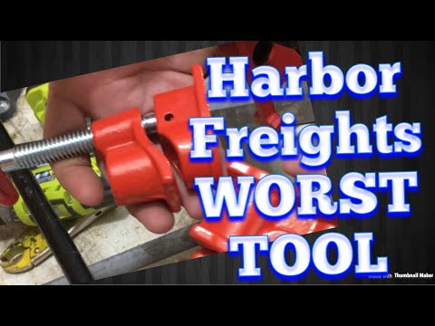 Harbor Freights Worst Tool | Not what you're expecting