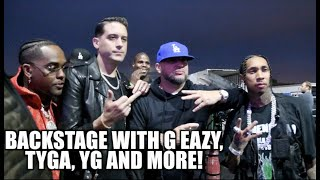 In The Streets w/ G Eazy, YG, Roddy Ricch, Tyga, T Pain,Ty Dolla Sign + More! || Riverside, CA