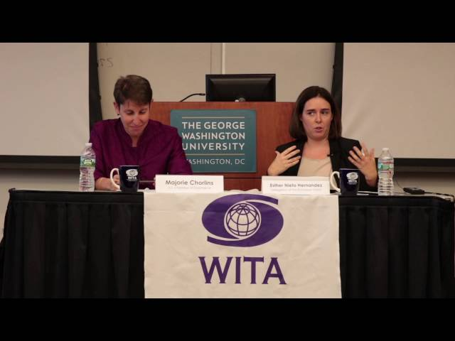 ITS 9/28/16: Transatlantic Trade and Investment Marjorie Chorlins & Esther Nieto Hernandez 4
