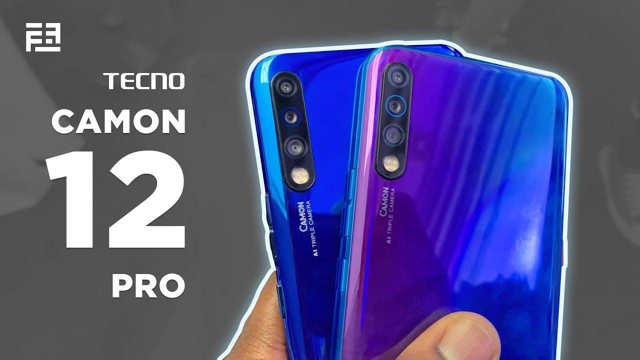 TECNO Camon 12 & 12 Pro: Quick Review & Impressions!