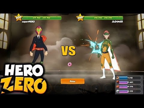 HERO ZERO PRIVATE SERVER - SUPERNERO X JLG4MER