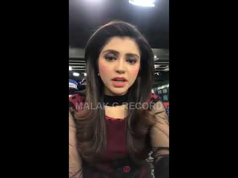 IRZA KHAN ARY NEWS ANCHOR LIVE TALK ON INSTAGRAM LIVE STREAM WITH FANS | 07-02-2018 thumbnail