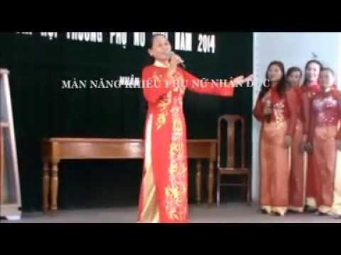 NHAN TRACH - HOI THI CAN BO CHI HOI PHU NU GIOI  2014
