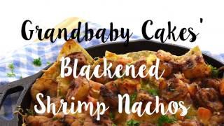 Blackened Shrimp Nachos Recipe