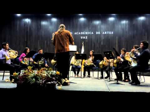 Festmusik for 8 Horns Rudolf Mayer