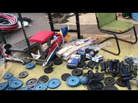 Pune Juna Bazar Gym Equipments All Machine Full Chip Price