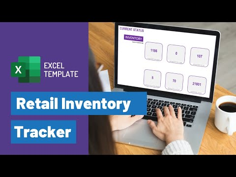 How to manage inventory using Free Excel Template? Retail Inventory (Stock) Tracker