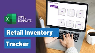 How To Manage Inventory Using Free Excel Template? Retail Inventory  Stock  Tracker