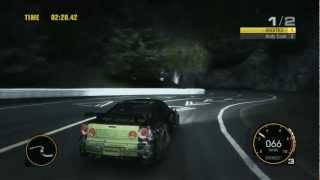 Race Driver Grid (Ninja Difficulty no assists) Midnight Touge - Mount Haruna - Trueno Run PC