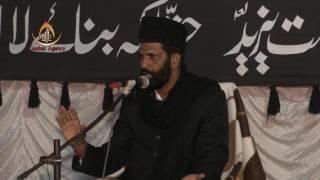 Maulana Kamran Haider l 5th Majalis l Ayyam-e-Aza-e-Fatmiya l Amhat Sultanpur l 2017 l 1438 Hijri