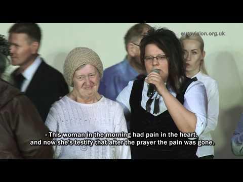 God can heal you! WebTV#181