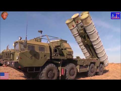 Russia's S-400 missile system A new Middle East invasion!