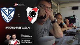 Vélez vs. River Plate- EN VIVO - Superliga Argentina - Relatos Lito Costa Febre