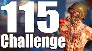 115 CHALLENGE: GOROD KROVI w/ Special Guests! (Black Ops 3 Zombies)