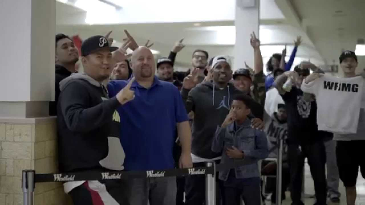 the best attitude 5af10 db39e Shoe Palace Palm Desert Grand Opening Restock - YouTube