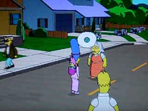 The Simpsons Game  Clancy !